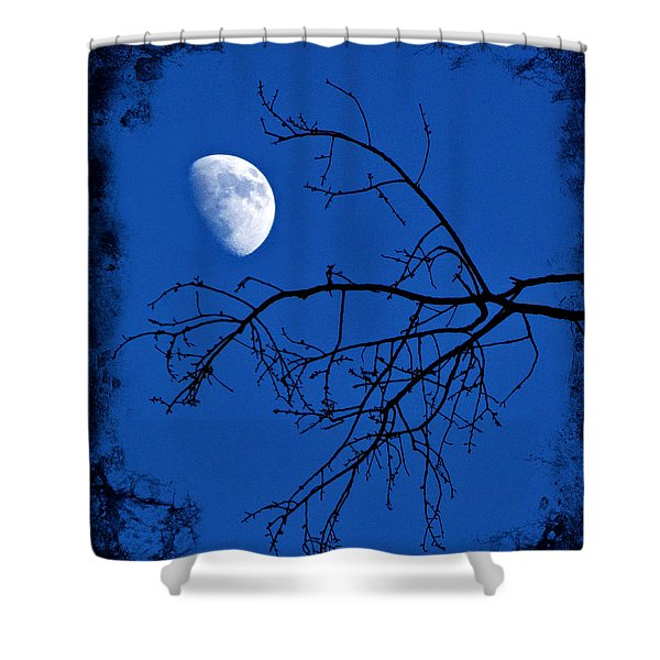 Shower Curtain featuring the photograph Haunted by Jemmy Archer
