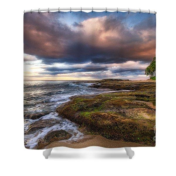 Hawaiian Dream Shower Curtain