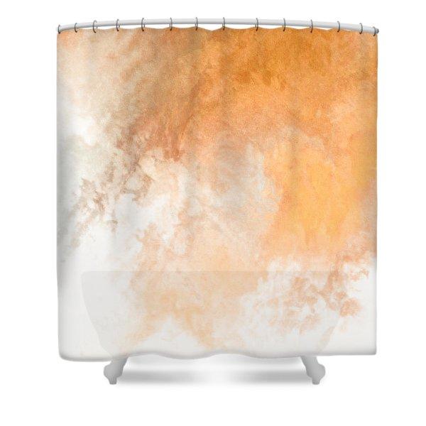 Heaven II Shower Curtain