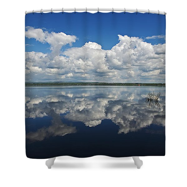 Heaven On Earth... Shower Curtain