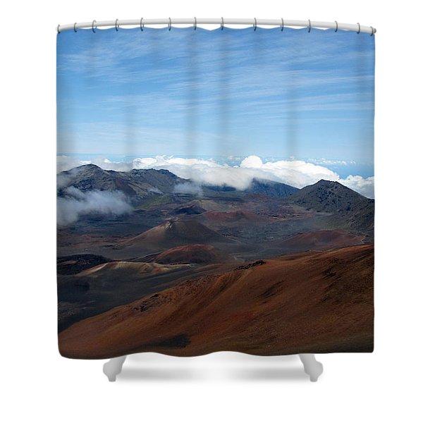 Heavenly In Hawaii Shower Curtain