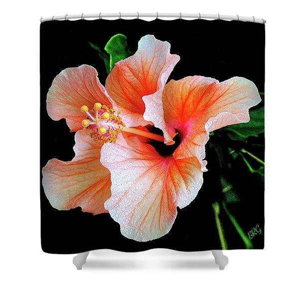 Hibiscus Spectacular Shower Curtain