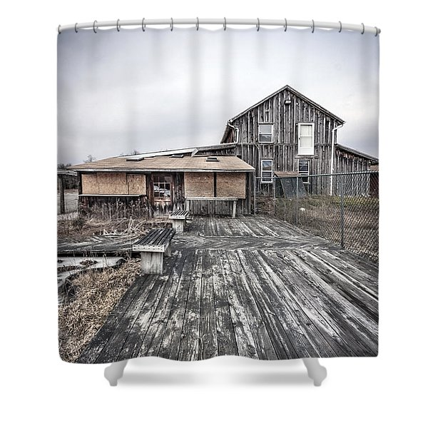 Hidden Memories Shower Curtain