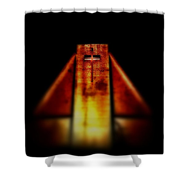 His House Shower Curtain