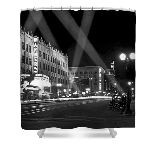 Hollywood Premier Shower Curtain