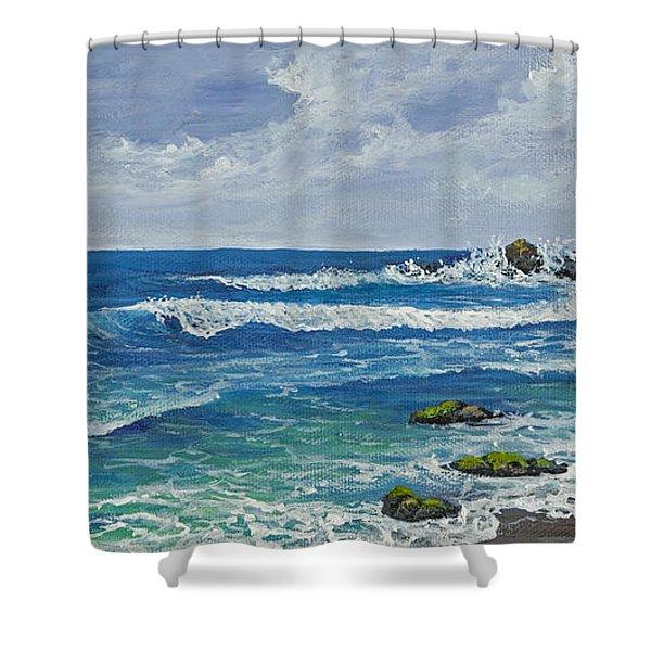 Hookipa Shower Curtain