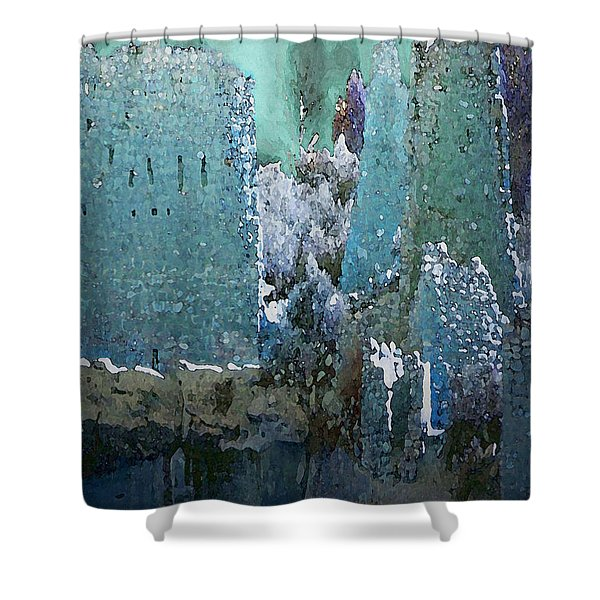 Hovenweep Shower Curtain