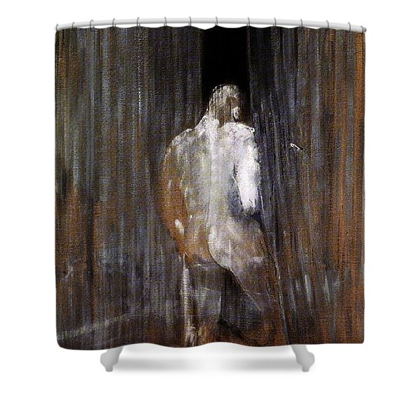 Human Form Shower Curtain