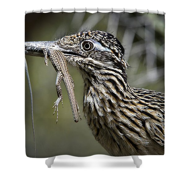 Hungry Anyone??  Shower Curtain