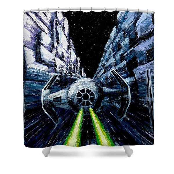 I Have You Now Shower Curtain