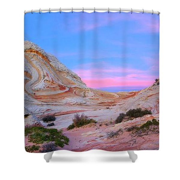 Ice Cream Sunday Shower Curtain