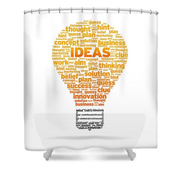 Ideas Shower Curtain