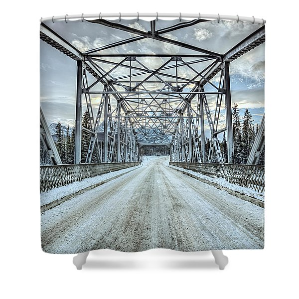 If Destined Shower Curtain
