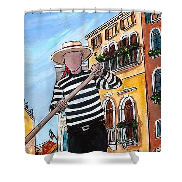 Igor Shower Curtain