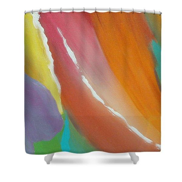 Imagination 3 Shower Curtain