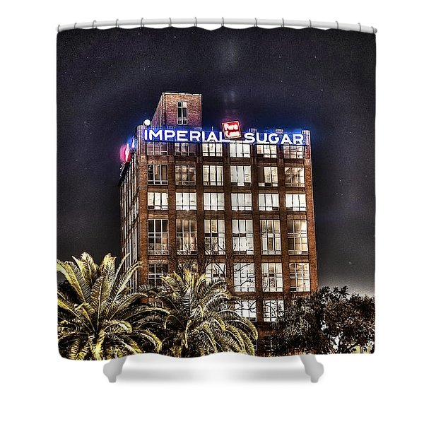 Imperial Sugar Mill Shower Curtain