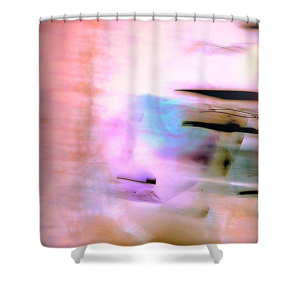 Impure Thoughts Shower Curtain