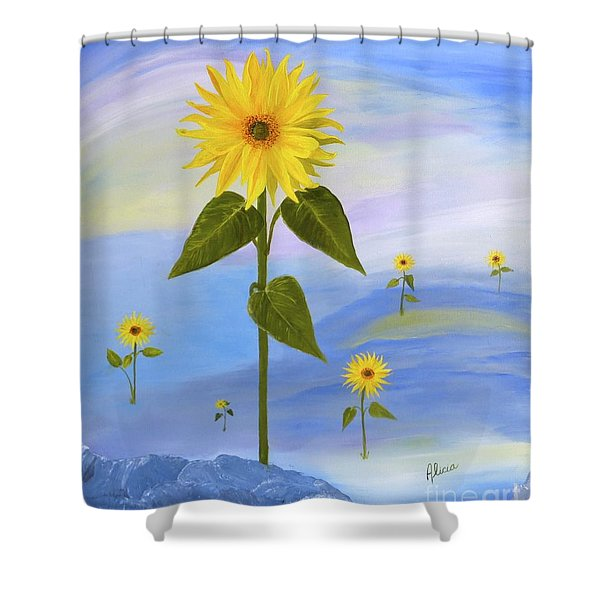 In His Image Shower Curtain