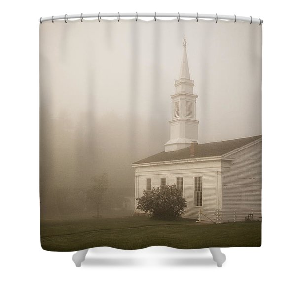 In The Midst Shower Curtain