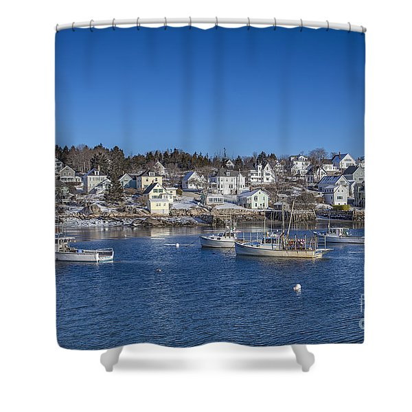 In The Morning Light Shower Curtain