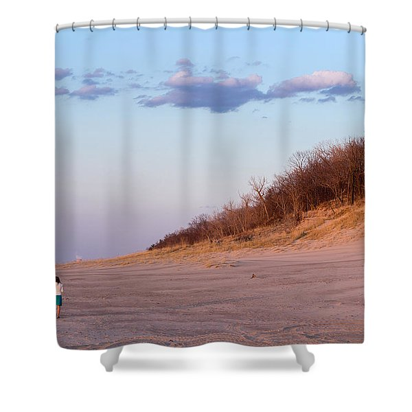 Indiana Dunes National Lakeshore Shower Curtain