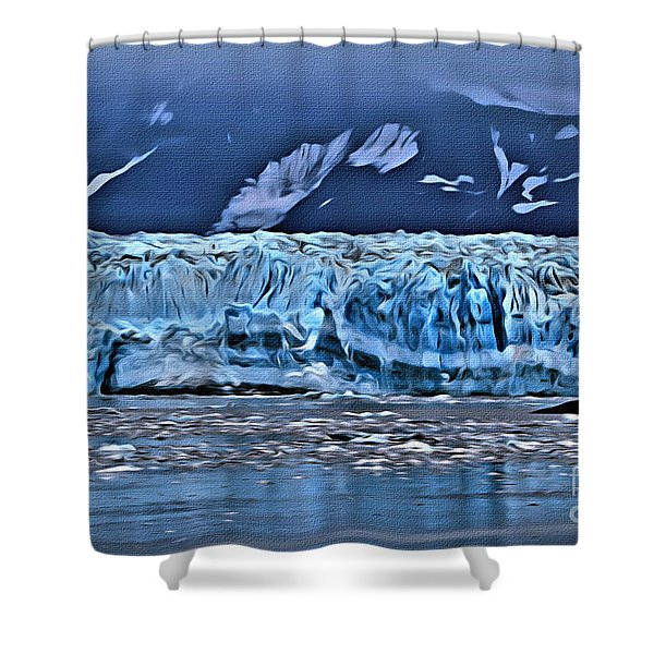 Inside Passage Shower Curtain