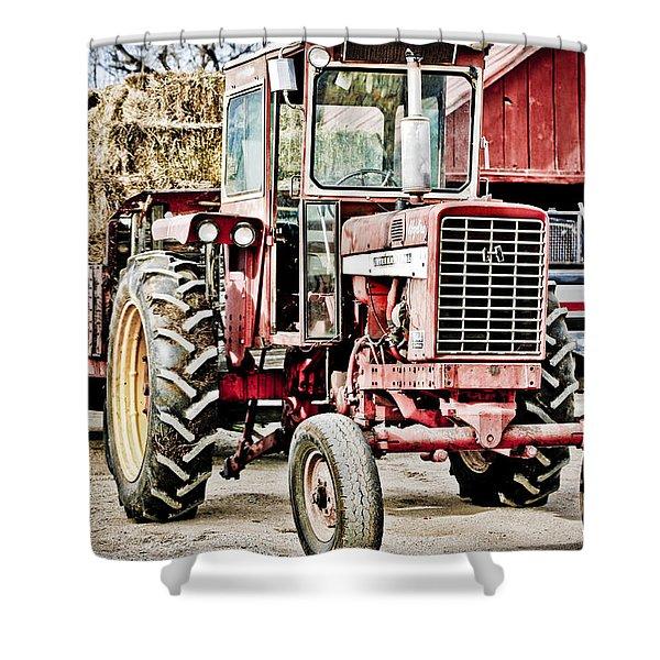 International Harvester 1 Shower Curtain