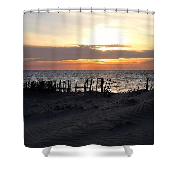 Into The Sun - Shizuoka Shower Curtain