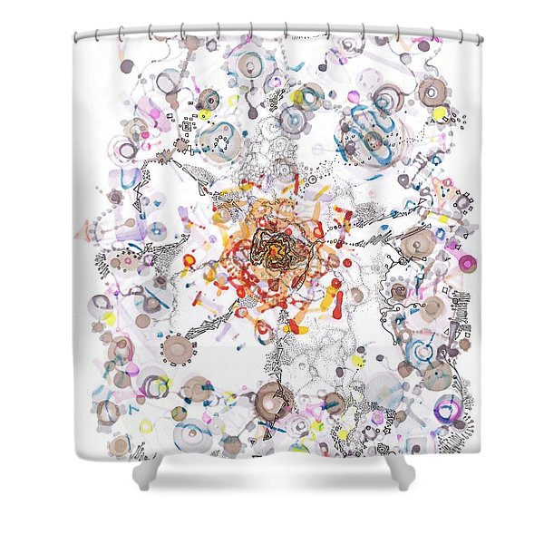 Intracellular Diversion Shower Curtain
