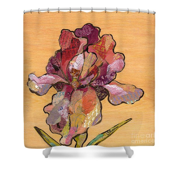 Iris II - Series II Shower Curtain