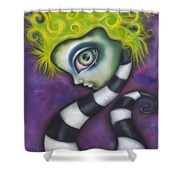 It's Show Time Shower Curtain
