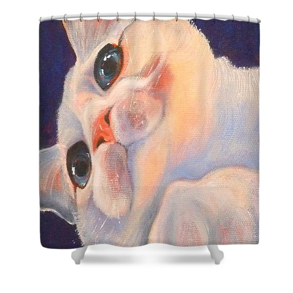 Ive Been Framed Side View Shower Curtain