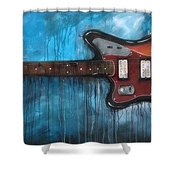 Jaguar Nirvana Shower Curtain