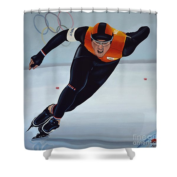 Jan Smeekens Shower Curtain