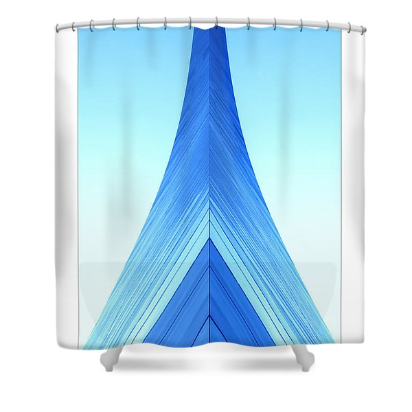 Jefferson National Expansion Memorial II Shower Curtain
