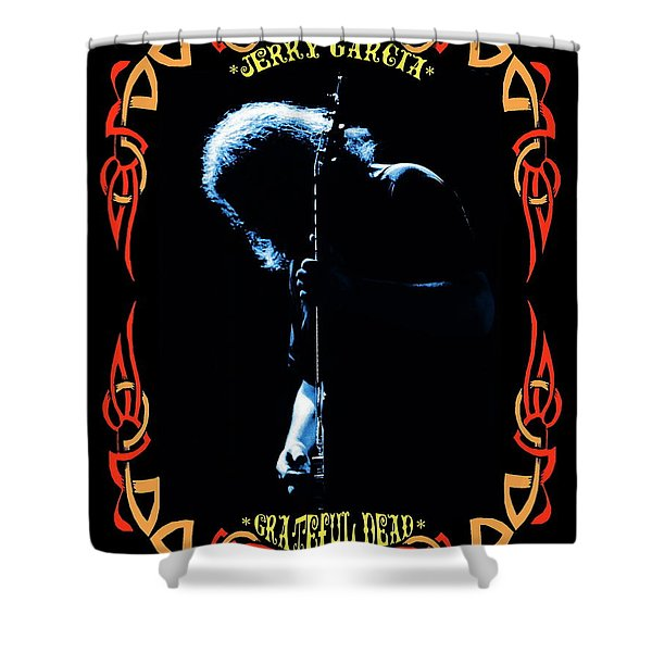 J G Of The G D Shower Curtain
