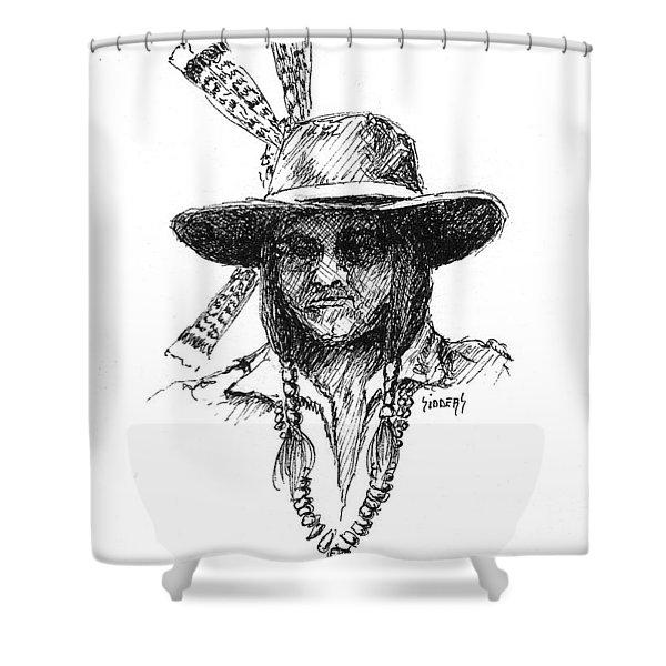 Jesse Shower Curtain