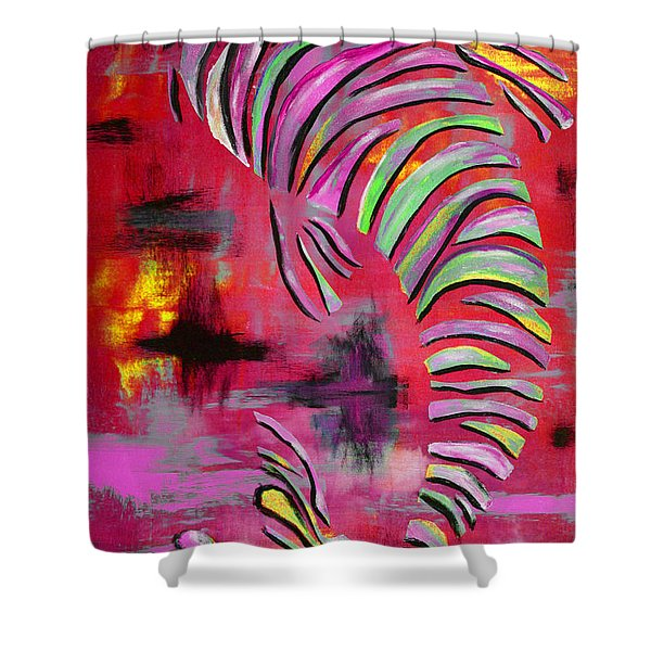 Jewel Of The Orient #2 Shower Curtain