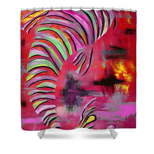 Jewel Of The Orient #3 Shower Curtain