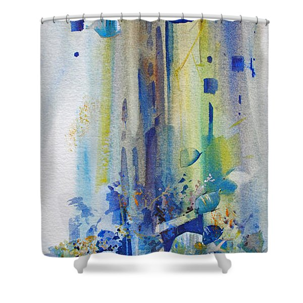 Jewels Of The Islands Shower Curtain