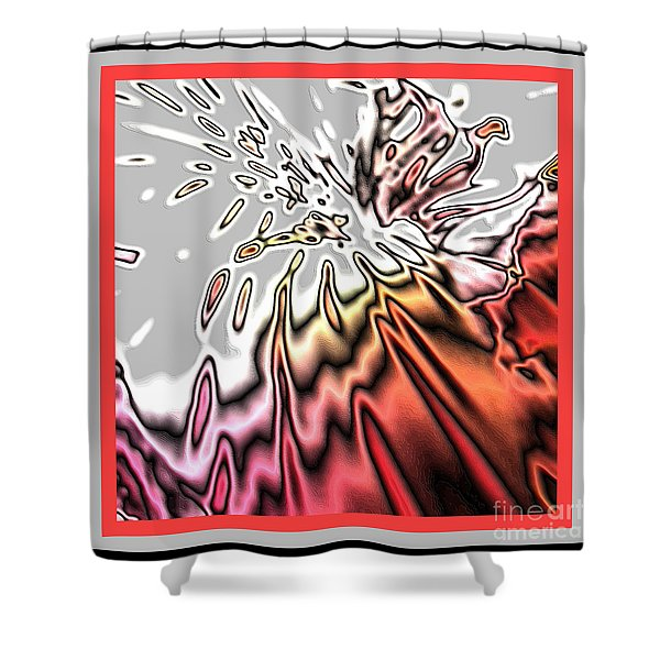 Joy Of Glory Shower Curtain