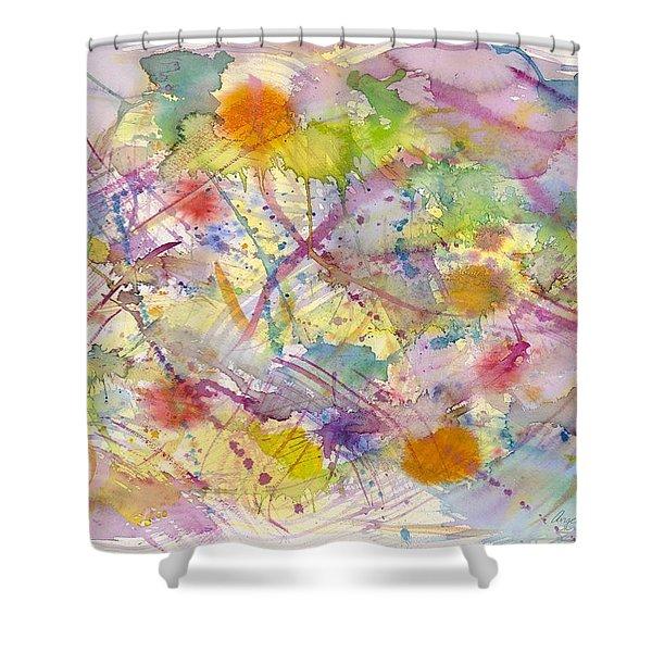 Joyful Harmony Shower Curtain