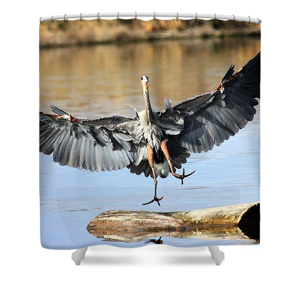 Jumping For Joy Shower Curtain