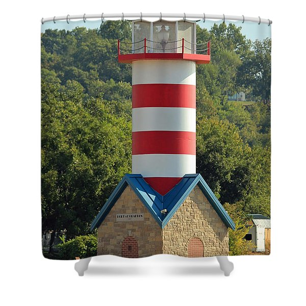 Just For Show Shower Curtain