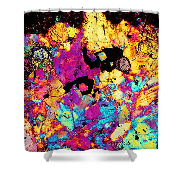 Just Over The Next Hill Shower Curtain