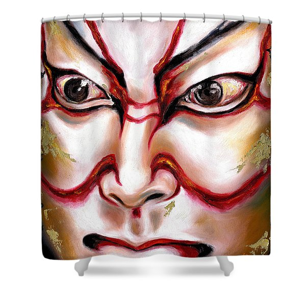 Kabuki One Shower Curtain