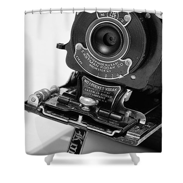 Kodak Shower Curtain
