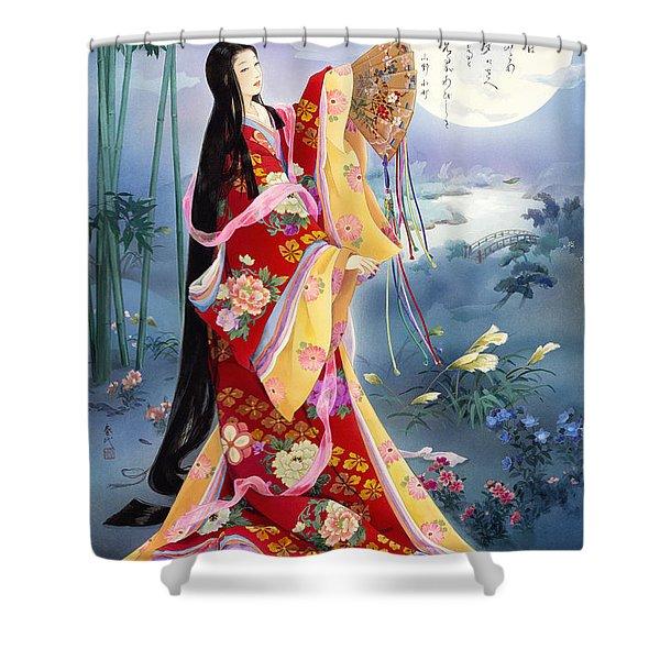 Komachi Shower Curtain