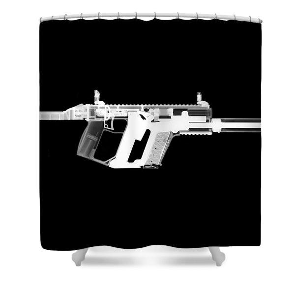 Kriss Vector Shower Curtain
