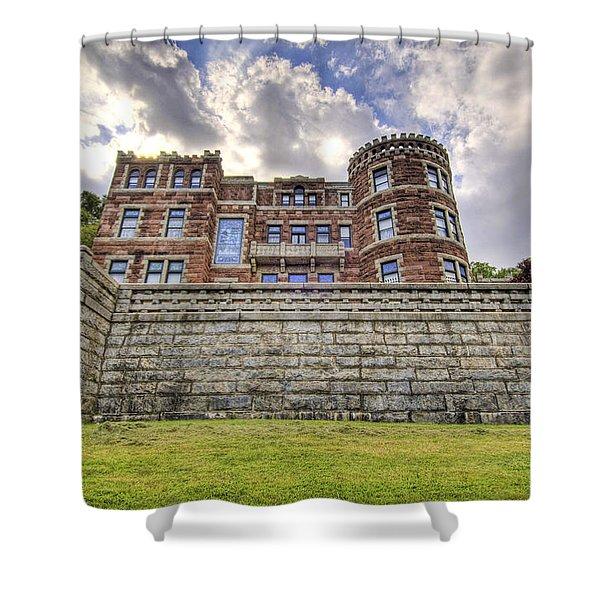 Lambert Castle Shower Curtain